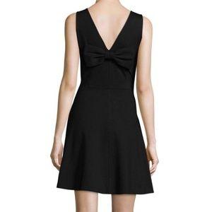Kate Spade ponte bow dress